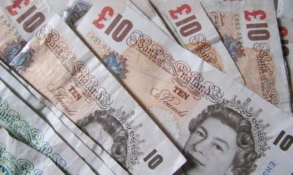 cash £